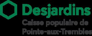 Partenaire - logo Desjardins caisse populaire de PAT