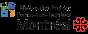Partenaire - logo arrondissement Rivière-des-Prairies-Pointe-aux-Trembles