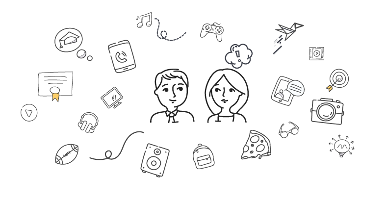 Équipe de la MDJ de PAT - doodle